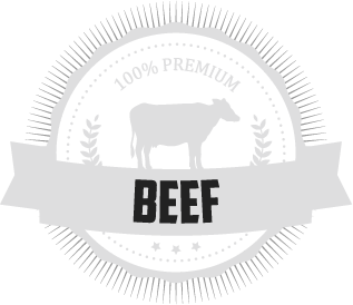 100% Pure Beef